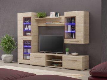Living room «Obelisk» acacia