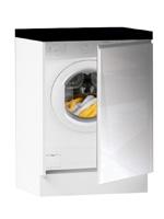 Кухня Cristal 1 Дверца под стиральную машину низ 600