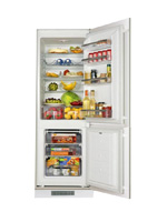 Кухня Cristal 3 Пенал под холодильник низ 600 2Д ПР