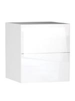 Кухня Cristal 2 Тумба верх 600 2Д горизонтальная
