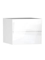 Кухня Cristal 3 Тумба верх 700 2Д горизонтальная